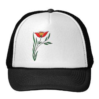 The Flower Trucker Hat