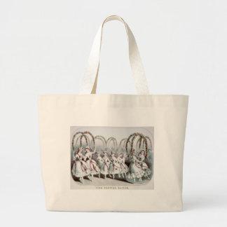The Flower Dance Canvas Bag