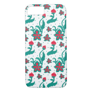 The Flower in Lasem iPhone 7 Case
