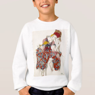The Flower of Immortality - Dance Sweatshirt