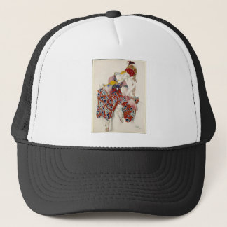 The Flower of Immortality - Dance Trucker Hat