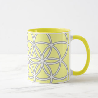 The Flower of Life Mug