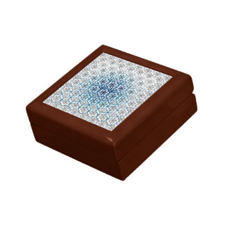 The Flower of Life Small Square Gift Box