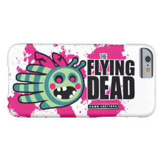 The Flying Dead Zombie Bee Zombee Barely There iPhone 6 Case