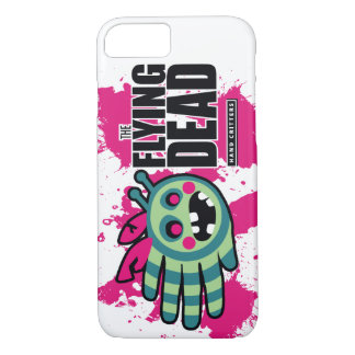 The Flying Dead Zombie Bee Zombee iPhone 7 Case