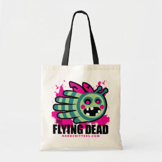 The Flying Dead Zombie Bee Zombee Tote Bag
