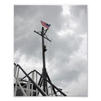 The Flying Flag - 8x10 Photo Print