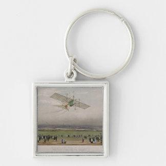 The Flying Machine Keychain