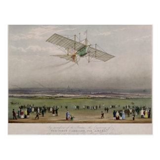 The Flying Machine Post Card