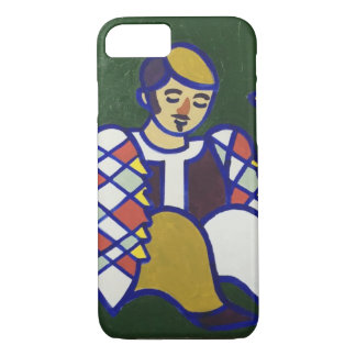 The flying man iPhone 7 case