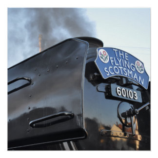The Flying Scotsman 60103 Poster