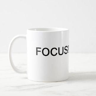 The Focus Coffee Mug