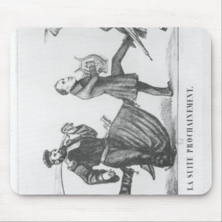 The Following Retinue, 20th December 1848 Mouse Pad