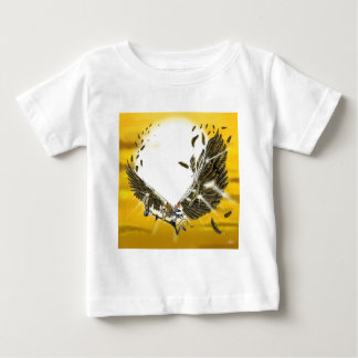 the folly and the fall of Icarus Baby T-Shirt