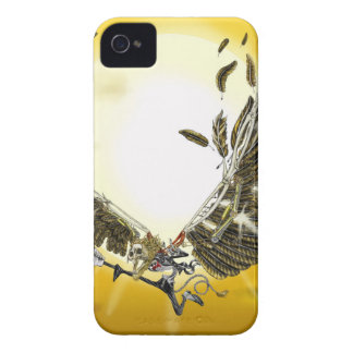 the folly and the fall of Icarus iPhone 4 Covers