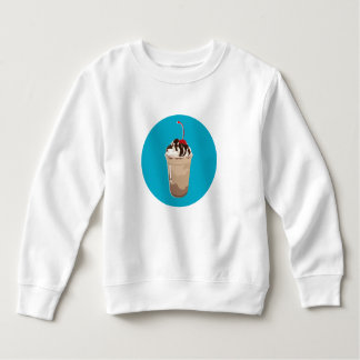 THE FOOD - FRAPPE/COFFEE SWEATSHIRT