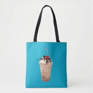 THE FOOD - FRAPPE/COFFEE TOTE BAG