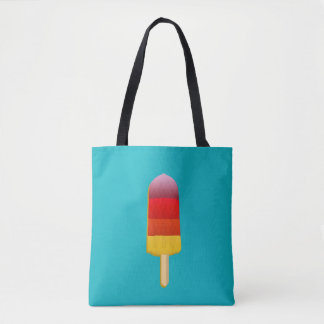 THE FOOD - POPSICLE TOTE BAG