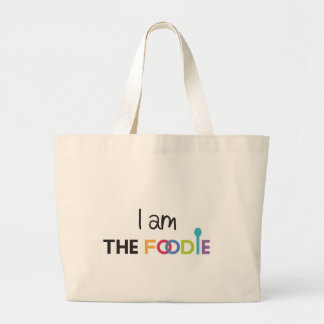 The Foodie Tote Bag
