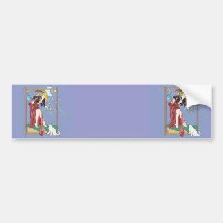 The Fool Bumper Sticker