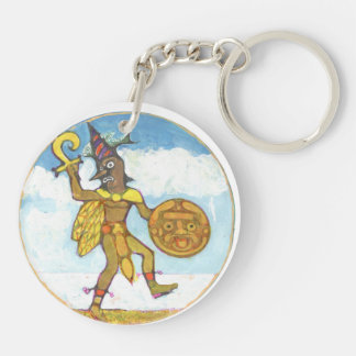 The fool colour - Amazing Mexico Keychain