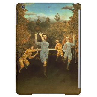 The Football players,1908 (oil on canvas)