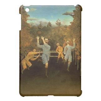 The Football players,1908 (oil on canvas) iPad Mini Cases
