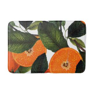 The forbidden orange bath mat bath mats