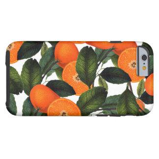 The forbidden orange iPhone tough case