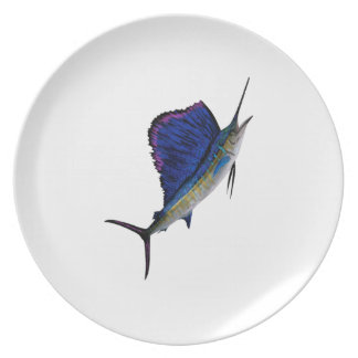 THE FORCEFUL MOVE DINNER PLATE
