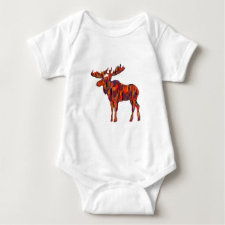 THE FOREST CALLS BABY BODYSUIT