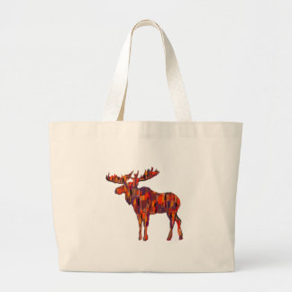 THE FOREST CALLS LARGE TOTE BAG