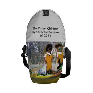 The Forest Children Commuter Bags
