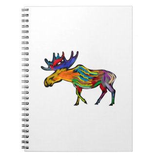 THE FOREST DWELLER NOTE BOOK