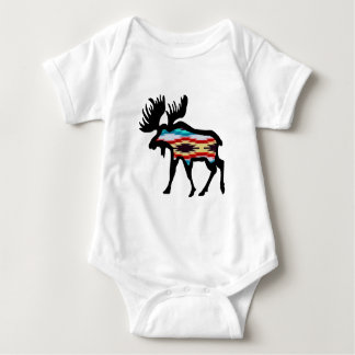 THE FOREST KEEPER BABY BODYSUIT