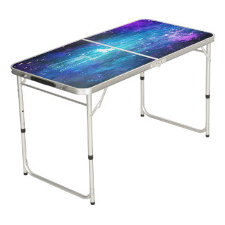 The Forest of Yesterday Beer Pong Table