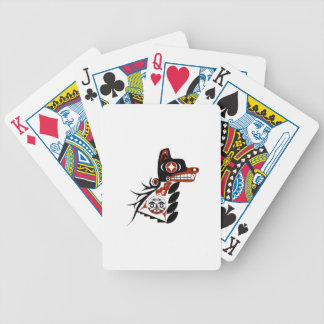 THE FOREST PROTECTOR BICYCLE PLAYING CARDS