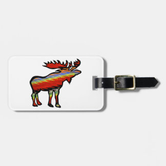 THE FOREST PROVIDES LUGGAGE TAG
