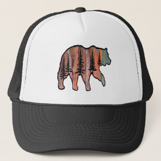 THE FOREST REVEALED TRUCKER HAT