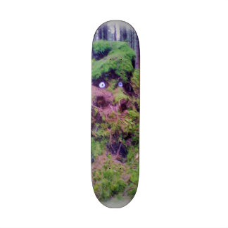 The Forest Troll Custom Skate Board