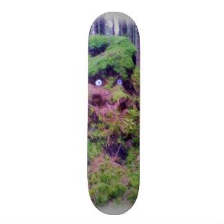 The Forest Troll Skateboard Deck