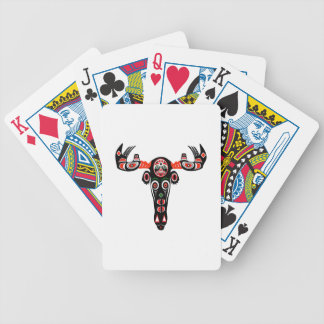 THE FOREST WANDERING POKER DECK