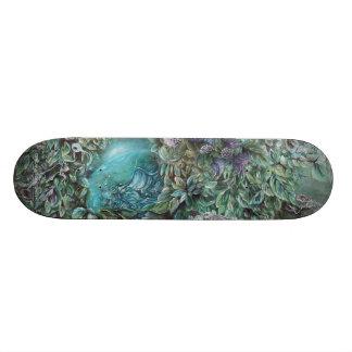 The Forgotten Fantasy Art Skateboard