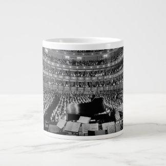 The Former Metropolitan Opera House 39th St 1937 Large Coffee Mug