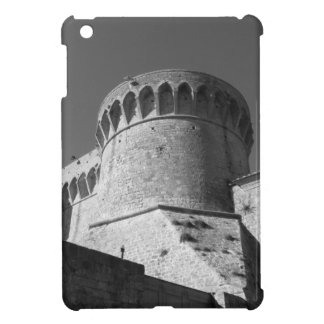 The Fortezza Medicea of Volterra . Tuscany, Italy Case For The iPad Mini