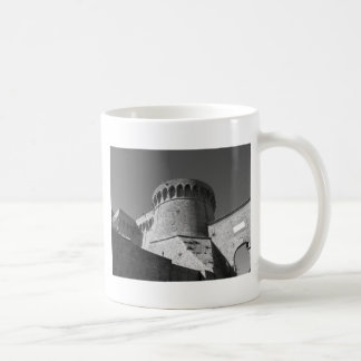 The Fortezza Medicea of Volterra . Tuscany, Italy Coffee Mug