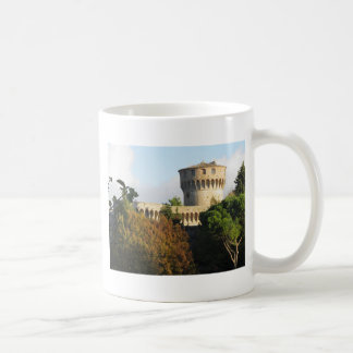 The Fortezza Medicea of Volterra, Tuscany, Italy Coffee Mug