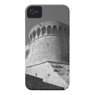 The Fortezza Medicea of Volterra . Tuscany, Italy iPhone 4 Case