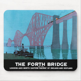 The Forth Bridge Mouse Pad