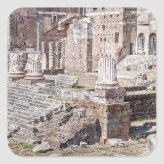 The Forum of Augustus is one of the Imperial Square Stickers